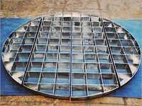 Titanium Grade 2 Support Grid