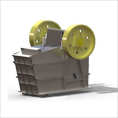 Industrial Toggle Jaw Crusher
