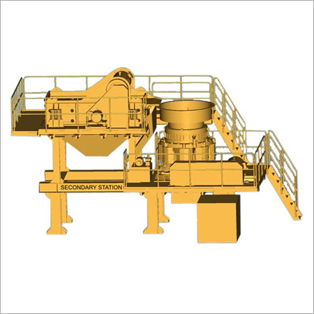 Crusher Vibrating Screen