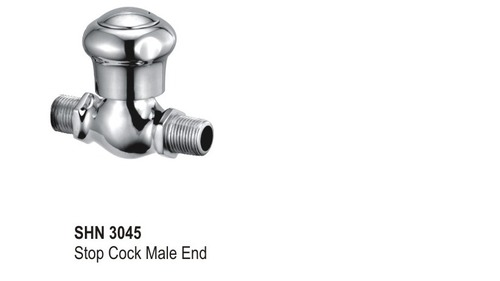 stop Cock Male End