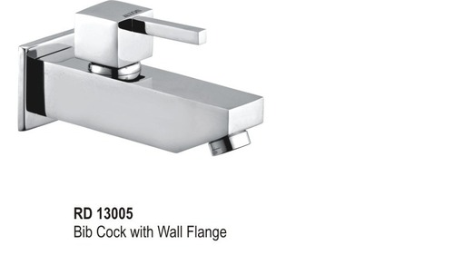BiB Cock with Wall Flange