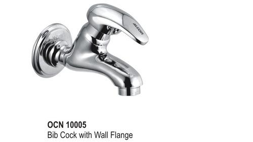 Bib Cock With Wall Flange