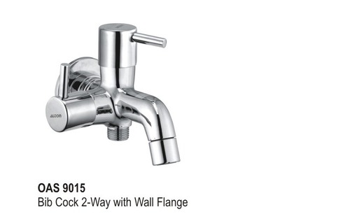 Big Cock 2 -Way with Wall Flange