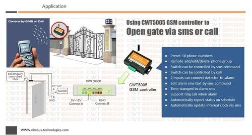 Gate Opener