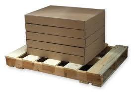 Wooden Pallets Skids