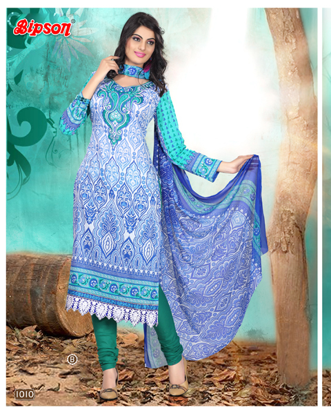 Printed Cotton Suits