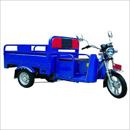 Passenger E Rickshaw Vehicle