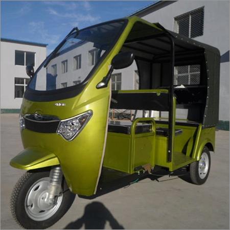 Auto Type E Rickshaw