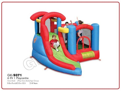 6 in 1 Playcenter