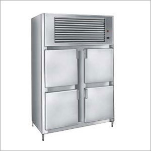 Four Door Commercial Refrigerator