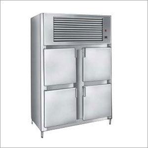 Four Door Commercial Refrigerator