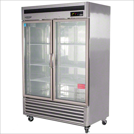 Glass Door Commercial Refrigerator