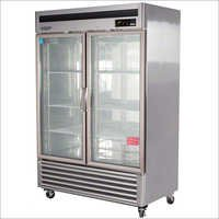 Glass Door Commercial Refrigerator