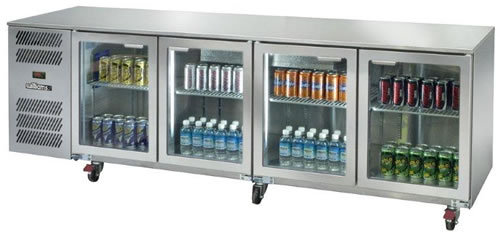 Undercounter Beverage Refrigerators