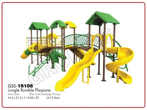 Jungle Rumble Playzone