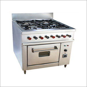 Continental Range With oven