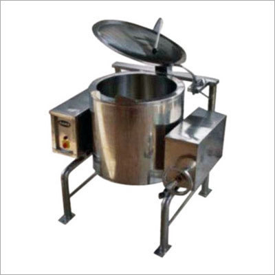 Titling Bulk Cooker