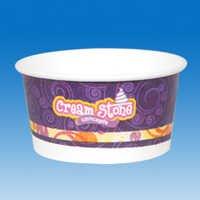 Ice Cream Cup - 4Oz/120ml