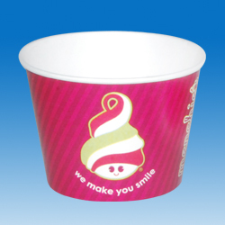 Paper Ice Cream Cups