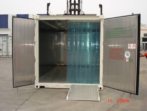 Aluminium Lined Container