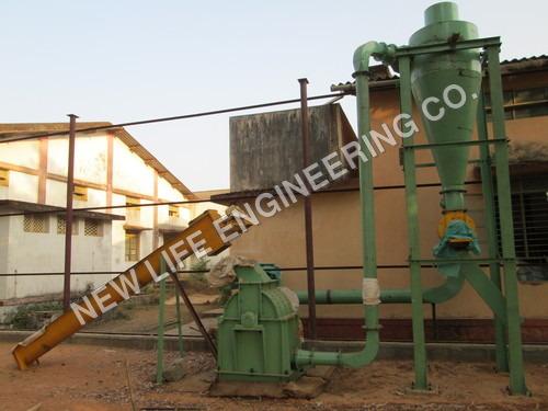 Biomass Sawdust Dryers