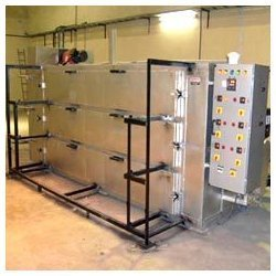 Fiber Glass Curing Oven