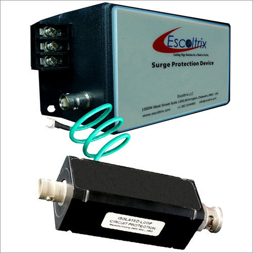 Coaxial Twinaxial Surge Protection Device