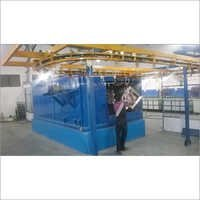 Ground Curing Oven