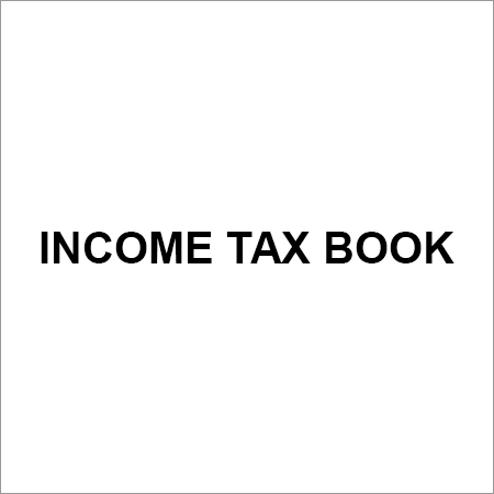 Monthly Book For Income Tax Solutions