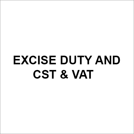 Book For Excise Duty & VAT Information