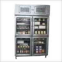 Four Door Display Cooler