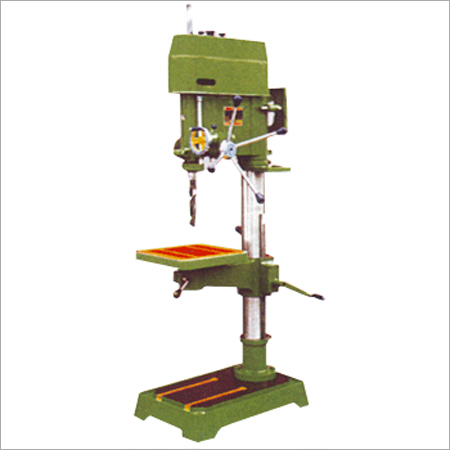 38Mm Heavy Duty Pillar Drill Machine
