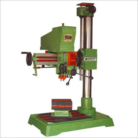 25 MM Universal Radial Drill Machine