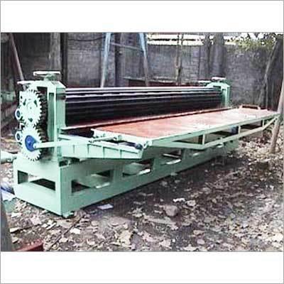 Barrel Roofing Machine