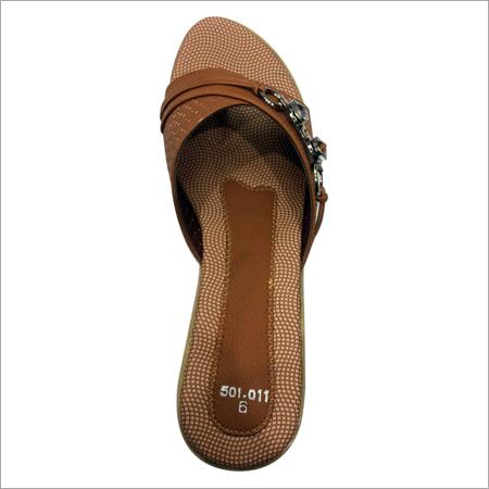 PVC Flat Sandals