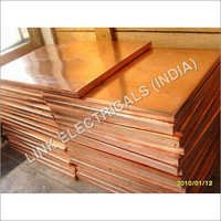 Earthing Copper Plates