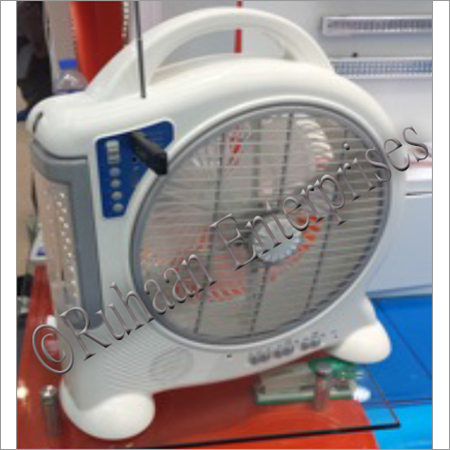 Rechargeable Bladeless Fan
