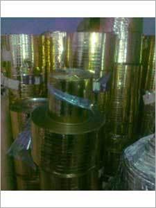 Hot Gold Stamping Foil Waste