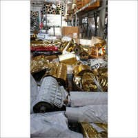 Hot Gold Stamping Foil Scrap