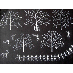 Tribal Wall Painting