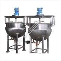 Jacketed Kettle/Reactors
