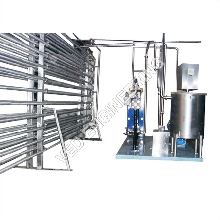 Tube in Tube Pasteurizers