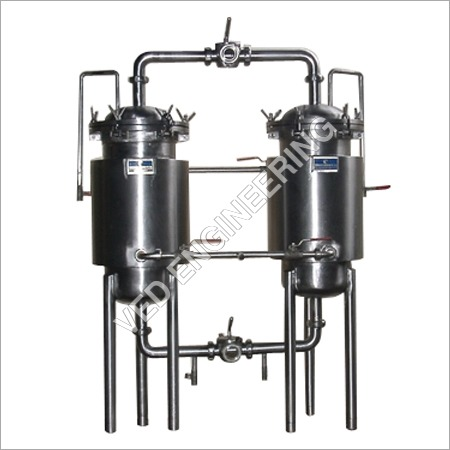 Duplex Syrup Filters