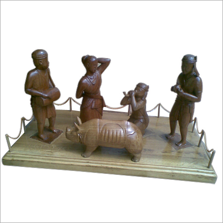 Wooden Decoration Items