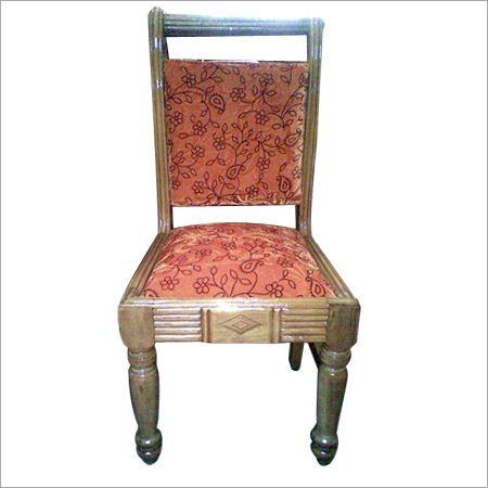Handcrafted Wooden Chair