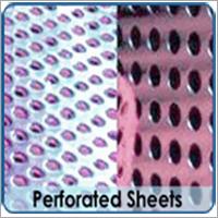 Perforated Aluminum Sheet