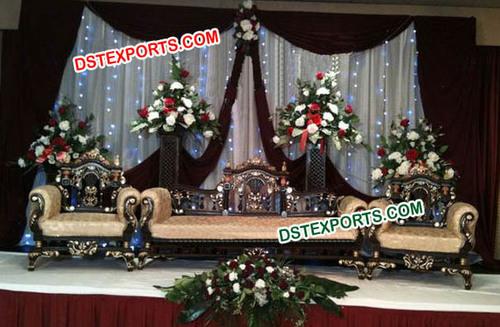 Arabian Wedding Stage Furniture/Wedding Sofa Set