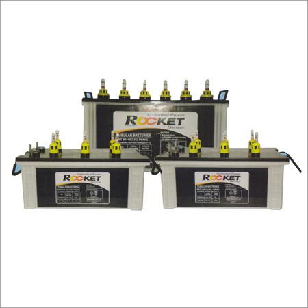 Rocket Tubular Batteries