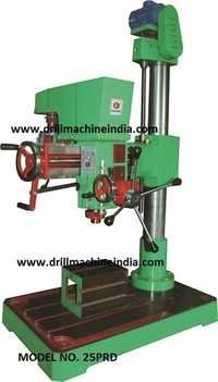 25 Mm Cap Fine-Feed Radial Drilling Machine