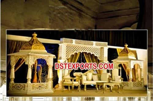 Wedding Jodha Akbar Stage Furniture